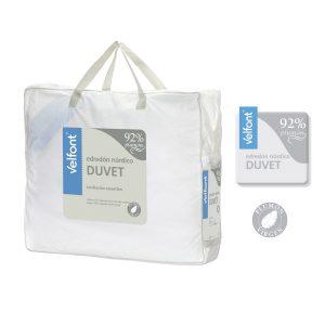 Edredón Nórdico Velfont Duvet 92%